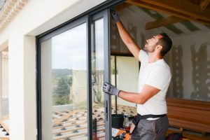 Repairing sliding glass door dubai